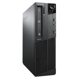 LENOVO PC M92p SFF, i5-3470, 4GB, 250GB HDD, DVD-RW, REF SQ PC-740-SQ