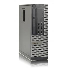 DELL PC 7010 SFF, i5-3470, 4GB, 250GB HDD, DVD, REF SQR PC-752-SQR
