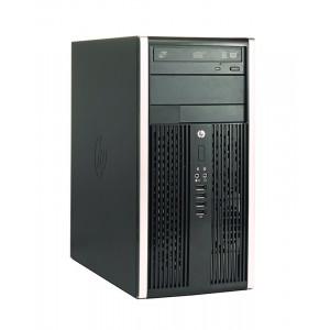 HP PC 6300 MT, i5-3470, 4GB, 250GB HDD, DVD, REF SQR PC-787-SQR