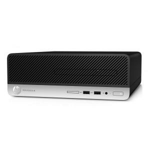 HP PC 400 G4 SFF, i5-7500, 8GB, 120GB SSD, DVD-RW, REF SQR PC-829-SQR