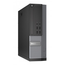 DELL PC 7020 SFF, i5-4570, 4GB, 250GB HDD, DVD, REF SQR PC-912-SQR