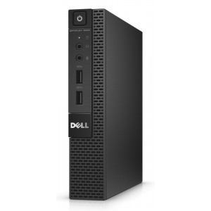 DELL PC 3020M Micro, i5-4590T, 4GB, 500GB HDD, REF SQR PC-924-SQR