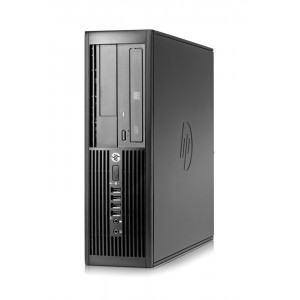 HP PC 4300 SFF, i3-3220, 4GB, 250GB HDD, DVD-RW, REF SQR PC-940-SQR