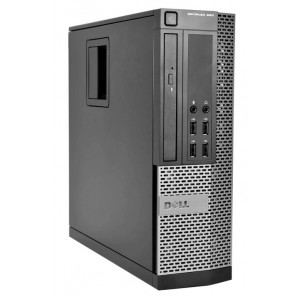 DELL PC 990 SFF, i5-2400S, 4GB, 320GB HDD, DVD, REF SQR PC-965-SQR
