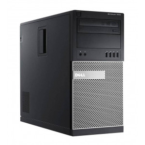 DELL PC 7010 MT, i5-3470, 4GB, 500GB HDD, DVD, REF SQR PC-982-SQR
