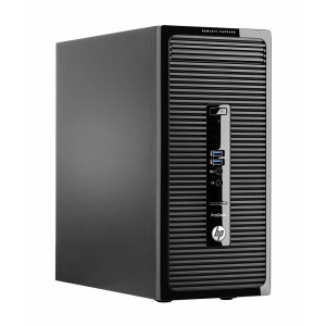 HP PC 400 G2 MT, i5-4570S, 4GB, 500GB HDD, DVD-RW, REF SQR PC-985-SQR