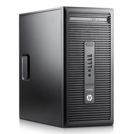 HP PC 600 G2 MT, i5-6600, 16GB, 256GB SSD, DVD, Intel HD 530, REF SQR PC-994-SQR