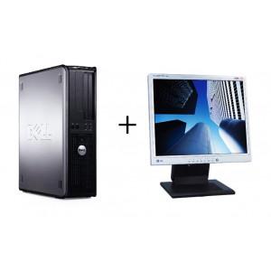 DELL REF PC 760 SD PC-623-SQR με used Οθόνη LCD 19 PC-BUNDLE-15