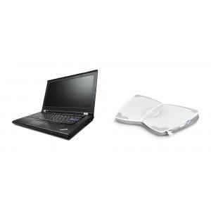 LENOVO used Laptop ThinkPad T420 με βάση DEEPCOOL E-LAP PC-BUNDLE-5