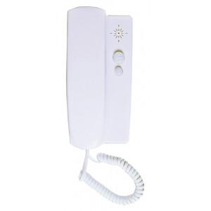 PAILI Θυροτηλεφώνο PL102 με χειρολαβή και μπουτόν, 2 καλωδίων PL102