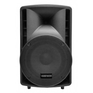VOICE KRAFT Ηχείο Stage PO-10A, 120W RMS, Bluetooth/SD/USB, μαύρο PO-10A
