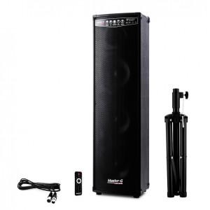 VOICEKRAFT Ηχείο Stage PRO-ZE, 100W RMS, USB/SD, 2x RCA, με βάση PRO-ZE