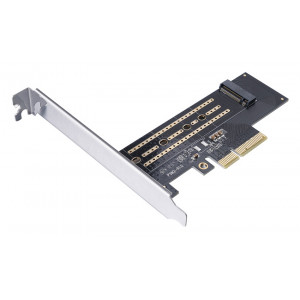 ORICO κάρτα επέκτασης PCI-e x4 σε NVMe M.2 M-key PSM2 PSM2-BP