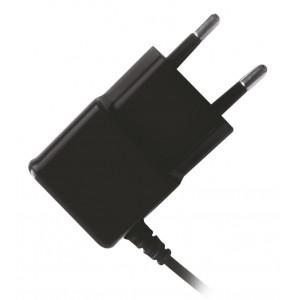 POWERTECH Φορτιστής Τοίχου PT-418, USB Micro με καλώδιο, 2.1A, Black