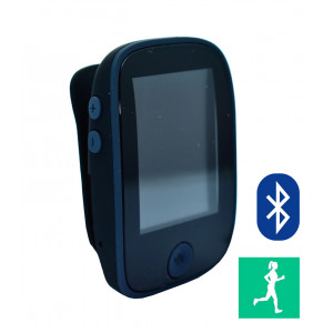 POWERTECH Video-music player PT-661, Bluetooth, Pedometer, FM, μαυρο PT-661