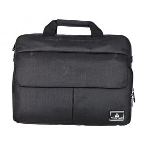 POWERTECH τσάντα ώμου PT-699 για Laptop  έως 15.6, γκρι PT-699