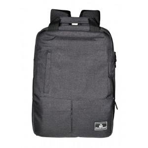 POWERTECH Τσάντα πλάτης PT-700 για laptop έως 15.6, γκρί PT-700