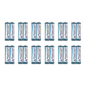 POWERTECH Super Αλκαλικές μπαταρίες AAA LR03 PT-715, 12x 2τμχ PT-715