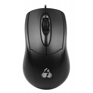 POWERTECH ενσύρματο ποντίκι PT-806, 1600DPI, USB, μαύρο PT-806