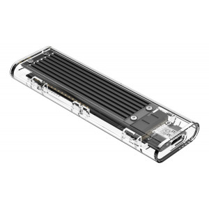 ORICO θήκη για Μ.2 B key SSD TCM2F-C3, USB3.1, 5Gbps, 2TB PT-856