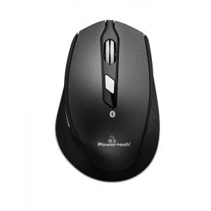 POWERTECH οπτικό ασύρματο ποντίκι, 1600dpi, μαύρο PT-916