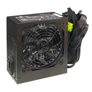 POWERTECH τροφοδοτικό για PC PT-928, 700W, Active FPC PT-928