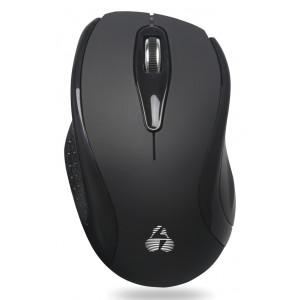 POWERTECH ασύρματο ποντίκι PT-936, οπτικό, 1200DPI, μαύρο PT-936