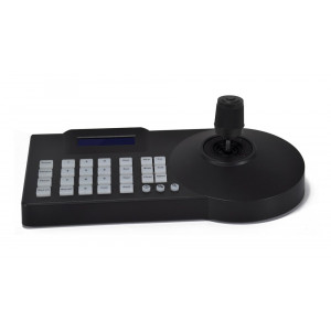 LONGSE Controller για PTZ κάμερες, 32 PTZ, RS485, Joystick PTC-CONT