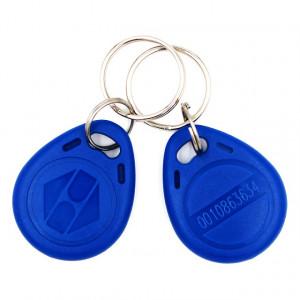 PAILI Key tag ελέγχου πρόσβασης PVA-ID-02, με αρίθμηση, 125KHz, μπλε PVA-ID-02