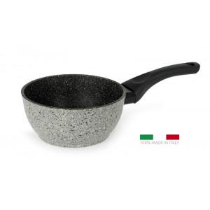 FLONAL Κατσαρολάκι αντικολλητικό Pietra Viva 16cm με λαβή βακελίτη PVPC11670