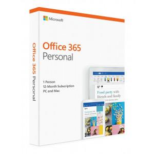 MICROSOFT Office 365 Personal, English, 1 έτος QQ2-00790