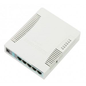 MIKROTIK Router/Access Point RB951G-2HnD 600Mhz CPU, 128MB RAM RB951G-2HND