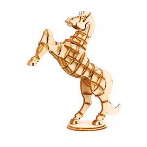 ROLIFE Ξύλινο 3D πάζλ άλογο TG231, 72τμχ RBT-TG231