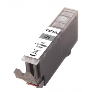 Συμβατο Inkjet για Canon, 571 XL, 12.2ml, Gray RC-00571XL-GY