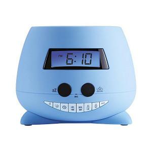 BIGBEN Ξυπνητήρι RPE01 My Teddy, με προβολέα & καταγραφή φωνής, μπλε RPE01