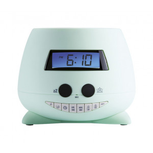 BIGBEN Ξυπνητήρι RPE01 My Ozzy, με προβολέα & καταγραφή φωνής, πράσινο RPE03