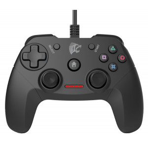 ROAR ενσύρματο gamepad R100WD, με vibration, PC, PS3 & Android TV box RR-0002