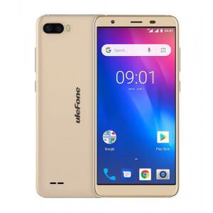 ULEFONE Smartphone S1 Pro 4G, 5.5, 8.1 GO Edition 1/16GB, 4-Core, χρυσό S1PRO-GD
