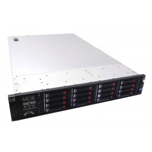 HP used Server DL380 Gen7 2x L5630, 8GB, P410i, 2xPSU, 16xSFF, RAILS, SQ S24-DL380G7