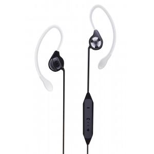 OVLENG Bluetooth Earphones S5 Wireless, Volume Control, Black