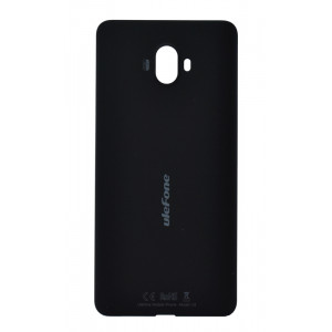 ULEFONE Battery Cover για Smartphone S8, Black S8-BCOVERBK