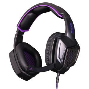SADES gaming headset SA-920, 3.5mm, 40mm, μαύρο SA-920