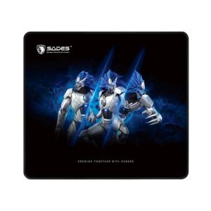 SADES Gaming Mousepad SA-P2 Frost, anti-slip, 450x400x3mm SA-P2-L