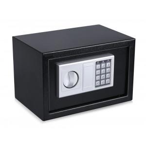 POWERTECH Χρηματοκιβώτιο ασφαλείας SB-20EDA, 3-8 ψηφίων, 20x31x20cm SB-20EDA