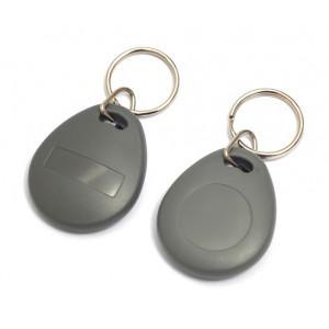 SECUKEY Key tag ελέγχου πρόσβασης SCK-SKEY3, 125KHz ΕΜ, 10τμχ, γκρι SCK-SKEY3