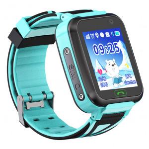 GPS Παιδικό ρολόι χειρός SD-TD-16-BL, SOS-Βηματομετρητής, μπλέ SD-TD-16-BL