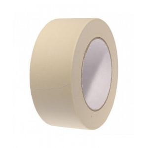 SELLOPLAST Χαρτοταινία Masking 60°C λευκή SEL-008, 48mm, 40m, 6τμχ SEL-008