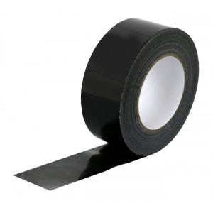 PRIMO TAPE αυτοκόλλητη υφασμάτινη τανία SEL-017, 48mm x 10m, μαύρη SEL-017