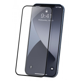 BASEUS tempered glass 3D για iPhone 12/12 Pro SGAPIPH61P-PE01, 0.23mm SGAPIPH61P-PE01