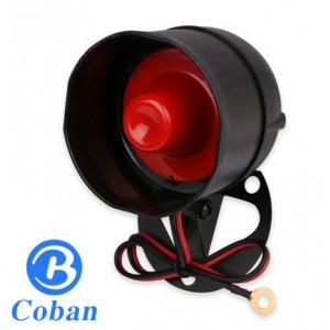 COBAN Σειρήνα 110db για τα GPS Tracker TK103A-B, TK105A-B, TK104A-B, 24V